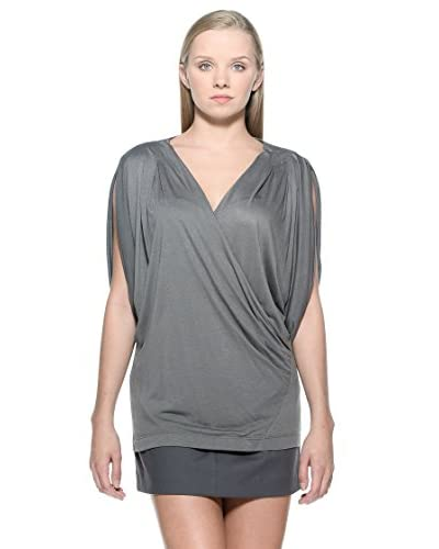 French Connection Top Jane Plains [Grigio]