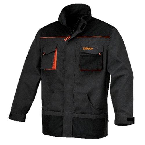 Beta 79090904 Giacca Da Lavoro Professionale Meccanico Resistente Tasche Taglia XL