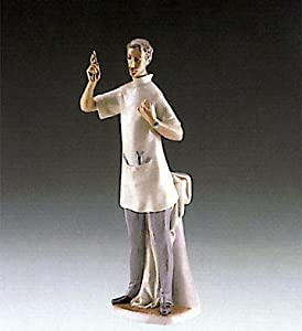 "Amazon.com - Lladro Dentist Figurine 13.75"" - Collectible"