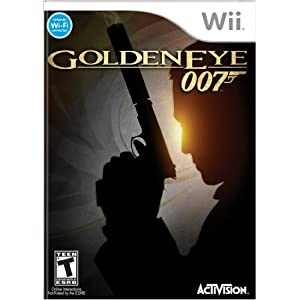 Game, Games, Video Game, Video Games, Nintendo, Wii, DS, James Bond 007, GoldenEye