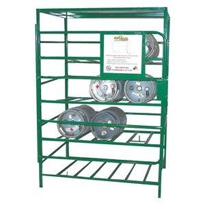 Propane Cylinder Storage Rack, 8 Cyl - Garage Storage And Organization ...
