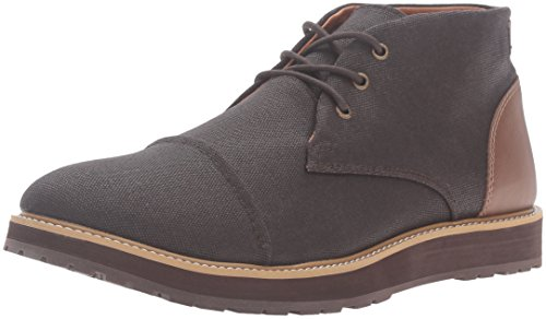 Tommy Hilfiger Men's Raymore Fashion Sneaker, Brown, 11 M US