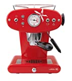 Francis Francis for Illy 216556 X1 iperEspresso Machine, Red Best Deals
