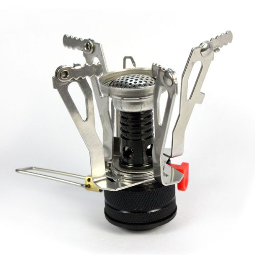 Bluesky Ultralight Backpacking Canister Camp Stove With Piezo Ignition