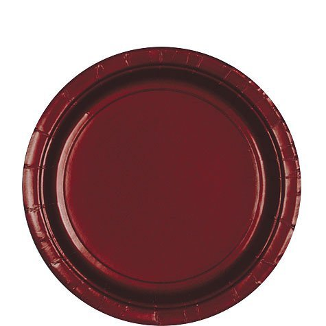 Berry Lunch Plates 24ct - 1