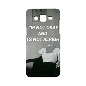 BLUEDIO Designer 3D Printed Back case cover for Samsung Galaxy A7 - G0485