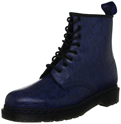 Dr Martens 1460, Boots mixte adulte - Bleu, 40 EU (6.5 UK)