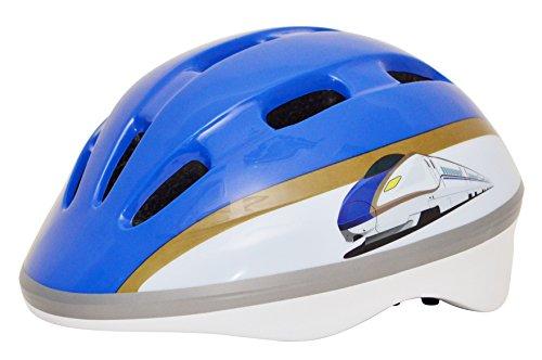 Kanack(カナック) キッズヘルメット 北陸新幹線 E7系 かがやき ブルー H003_E7