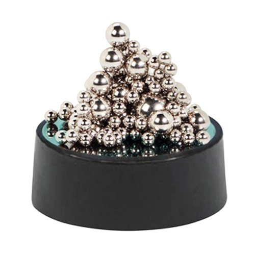 Magnetic Desktop Sculpture - Stacking Balls