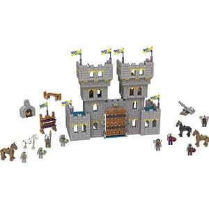com: Toys R Us K'NEX True Legends Castle Clash Play Set: Toys & Games
