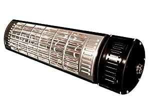 1500 Watt Infrared Wall Mount Heater Indoor/outdoor