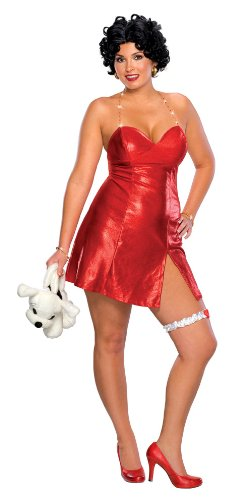 Betty Boop Secret Wishes Costume