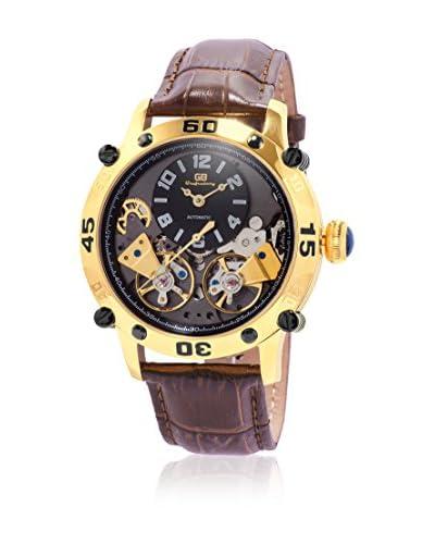 Grafenberg Reloj automático Man GB200-225 Marrón 44 mm