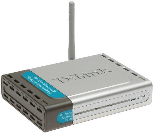 D-Link AirPlus Xtreme G DWL-2100AP - Borne d'accès sans fil - 802.11 Super G - externe