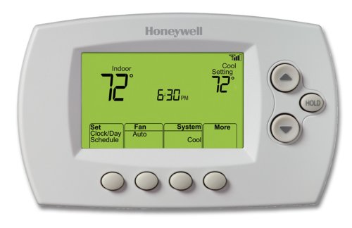 Honeywell RET97E5D1005/U Wi-Fi Programmable Thermostat (Honeywell Total Connect Comfort compare prices)