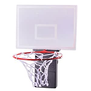 Cheering Basketball Trash Can Toy Office Hoop For Home