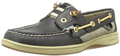 Sperry top sider women 39 s rainbow fish slip on for Best boat shoes for fishing