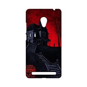 BLUEDIO Designer Printed Back case cover for Asus Zenfone 6 - G5572