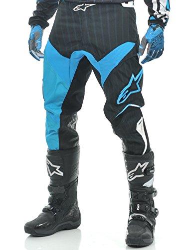 Pantaloni-motocross-Alpinestars-2010-Spiker-Nero-Blu
