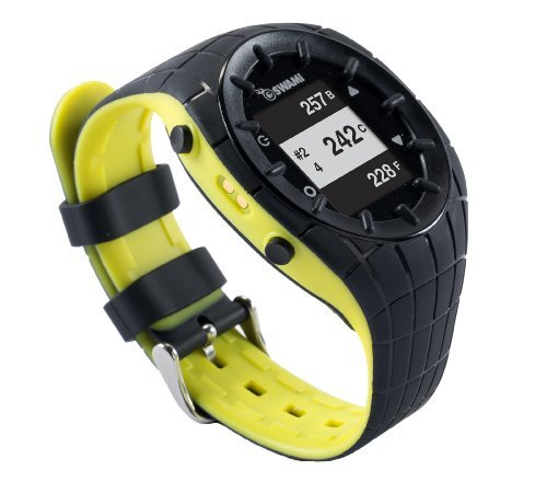Second Chance Swami Montre GPS