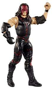 WWE Superstar #01 Kane Action Figure from Mattel