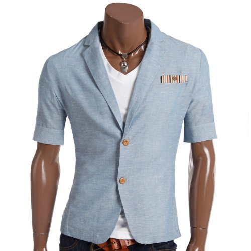 Find short sleeve blazer for men at ShopStyle. Shop the latest collection of short sleeve blazer for men from the most popular stores - all in one.