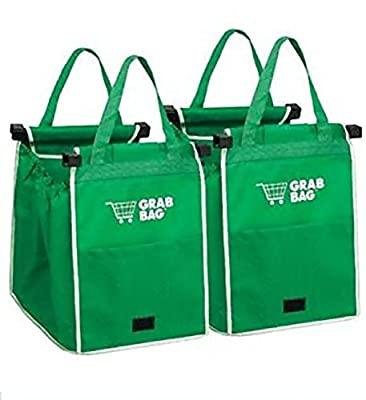 Original Authentic Grabbag Grab Bag Reusable Grocery Bag
