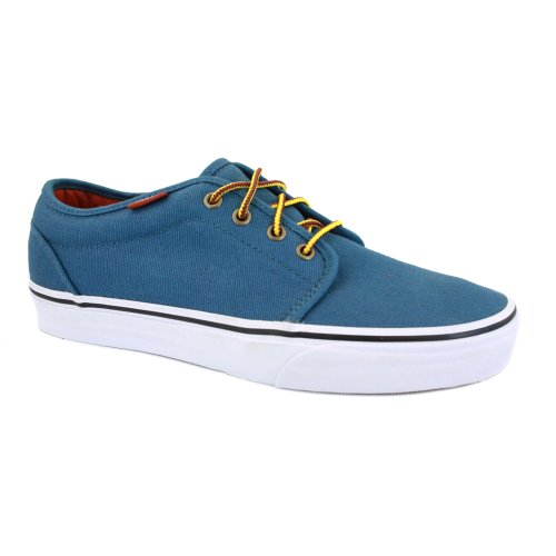 Vans 106 Vulcanized R2I8KQ Mens Canvas Laced Trainers