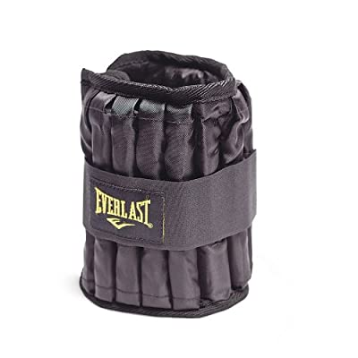 Everlast Adjustable Ankle Weights by Everlast