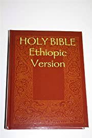 HOLY BIBLE Ethiopic Version / Volume 1…
