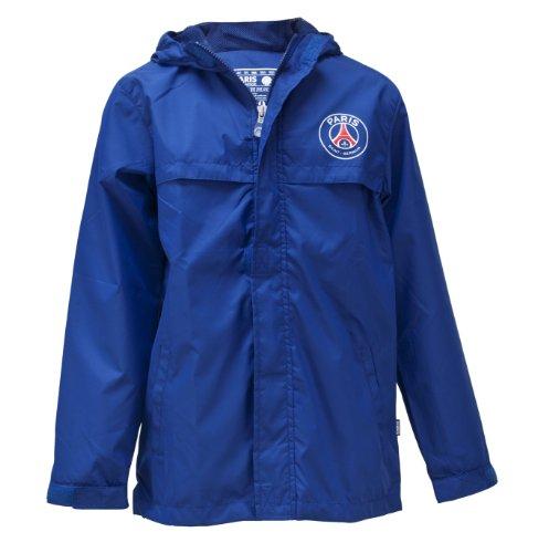 PARIS SAINT-GERMAIN sleeveTrack-Giacca da ragazzo, colore: blu Blu 4 anni