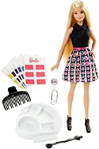 Barbie Mix 'N Color Barbie Doll Blonde