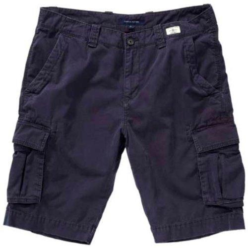 Tommy Hilfiger Mens Navy John Cargo Short Size 38 Waist