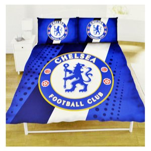 Official Football Team Stripe DOUBLE Duvet Set