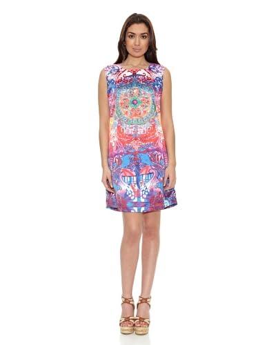 Sándalo Vestido Carly Multicolor