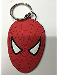 Fashionista Key Chain Spider Man Mask. Looks Bright & Beautiful. Mask Work On Both Sides. Perfect Return Gift Option.