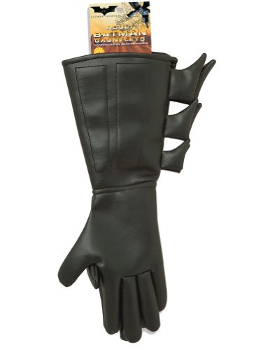Batman Gloves Adult Halloween Costume - Most Adults