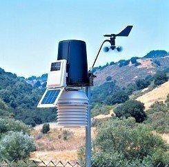 Davis Wireless Sensor Suite 6323 w/24hr Fan from Davis