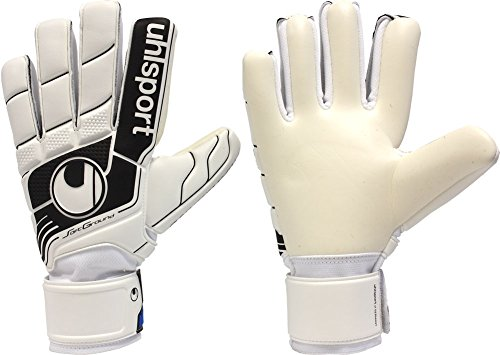 UHLSPORT FANGMASCHINE SOFT HN Goalkeeper Gloves uhlsport eliminator soft supportframe goalkeeper gloves