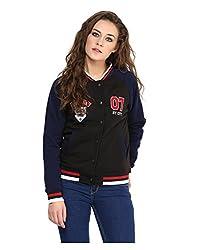 Yepme Women's Multi-Coloured Polyester Jackets -- YPMJACKT5131_M