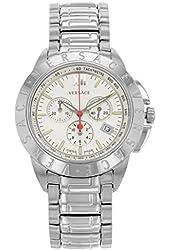 Versace V-Sport 12C99D001 S099 Stainless Steel Quartz Men's Watch