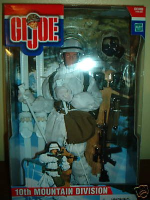 Buy Low Price Hasbro G.I. Joe 10th Mountain Division 12″ Action Figure (B001CY5YV8)