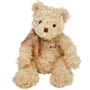 TY Beanie Baby - HERSCHEL the Bear (Cracker Barrel Exclusive)
