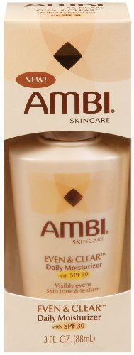 Ambi Skin Care Even & Clear Daily Moisturizer