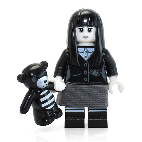 LEGO Series 12 Collectible Minifigure 71007 - Emo Spooky Girl - 1