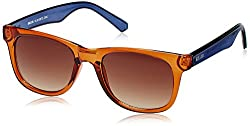 Killer Wayfarer Sunglasses (Orange) (KL3018BFO ORG 50)