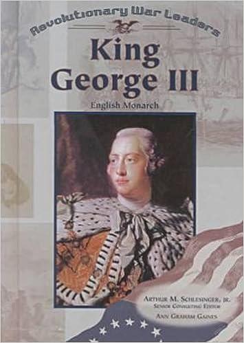 Buy King George III (Revolutionary War Leaders) Book Online at Low ...