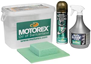 Motorex Moto Cleaning Kit 790-055 by Motorex