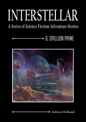 E-book - Orillion Prime by Adrian Holland