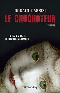 Le Chuchoteur par Donato Carrisi